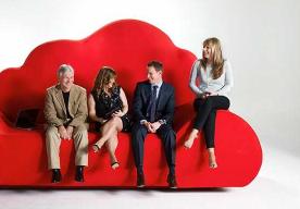 Custom Chair for Vodafone